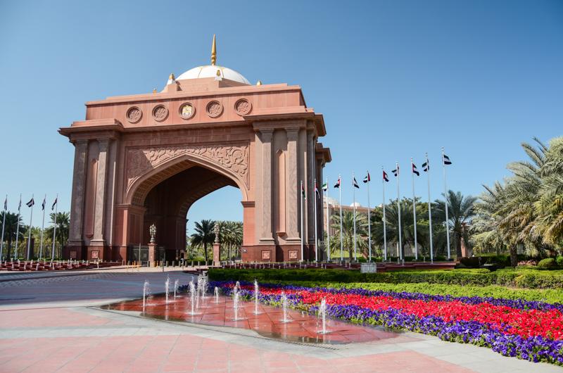 atrakcje Abu Dhabi