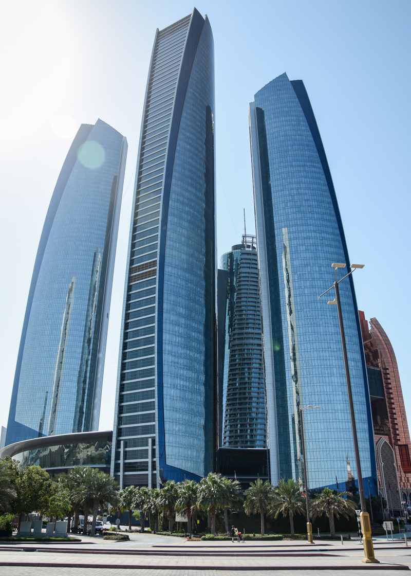 co zobaczyć w Abu Dhabi