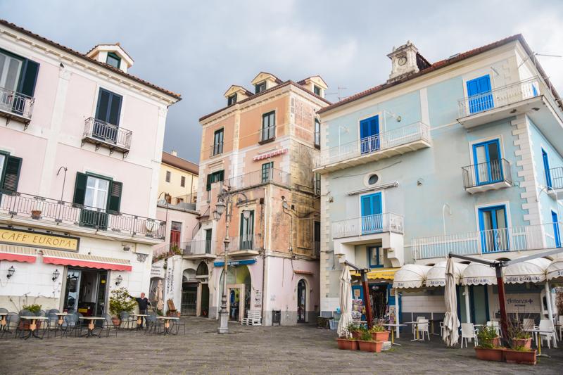 Amalfi atrakcje