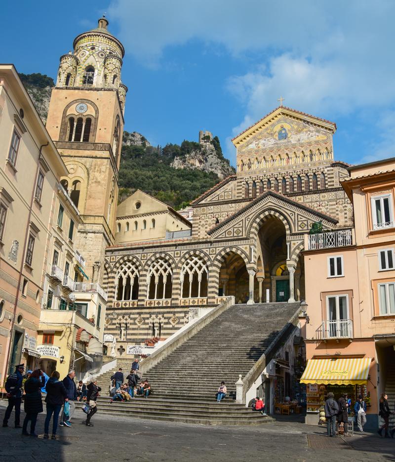 Włochy Amalfi