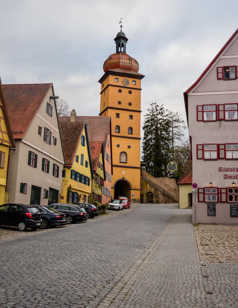 Dinkelsbuhl Niemcy