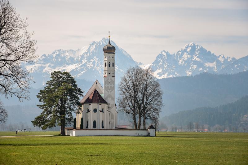 Co zobaczyć w Bawarii