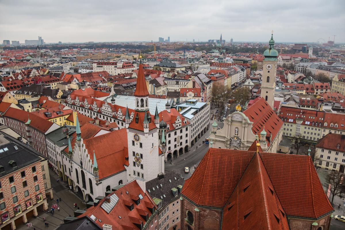 Co zobaczyć w Monachium