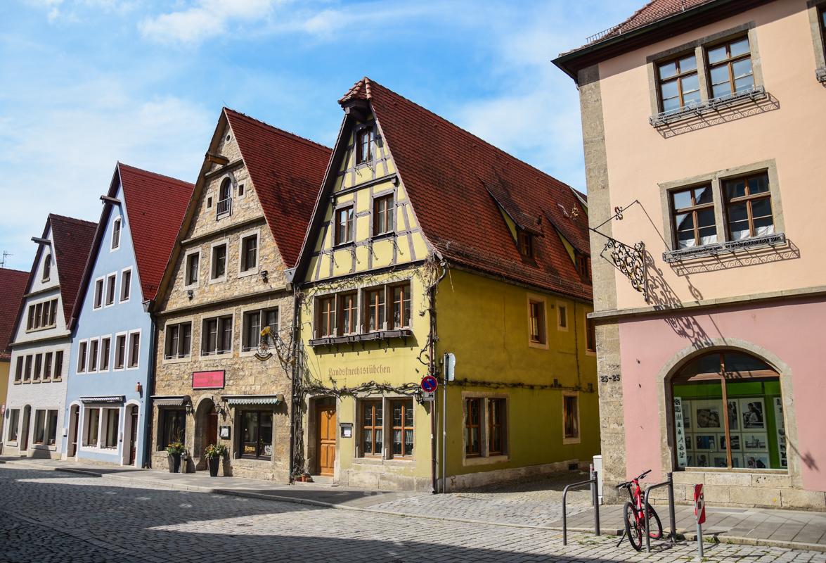 Rothenburg ob der Tauber Niemcy
