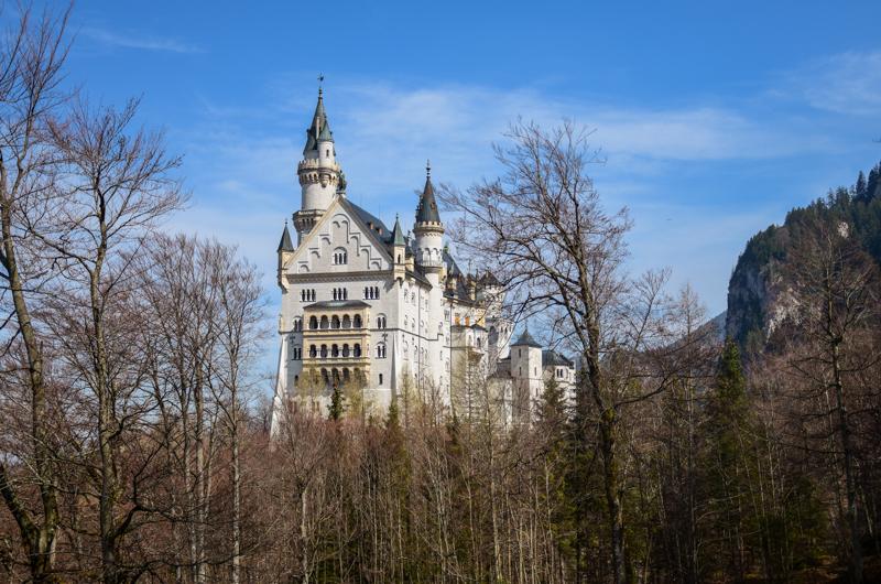 Zamek Disneya
