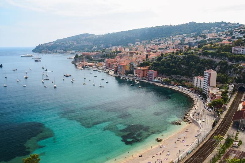 Lazurowe Wybrzeże Francja