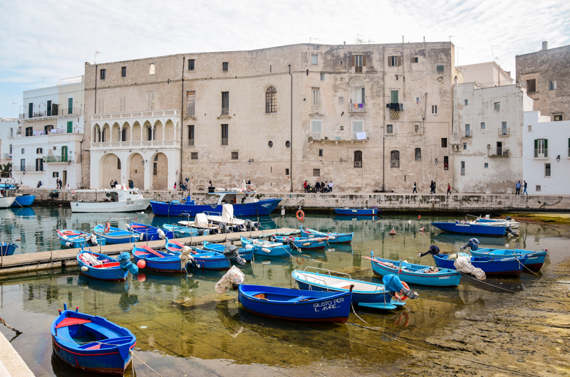 Atrakcje Apulii