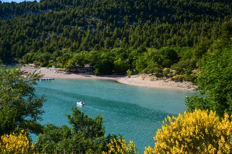 Jezioro Świętego Krzyża