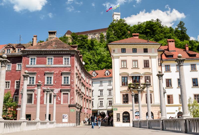 Lublana Słowenia
