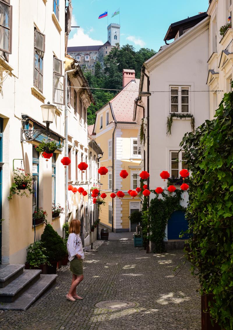 Lublana zwiedzanie