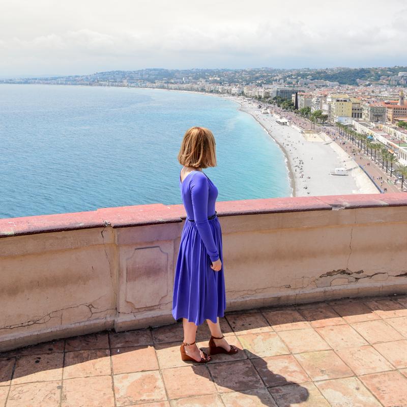 Lazurowe Wybrzeże Nicea