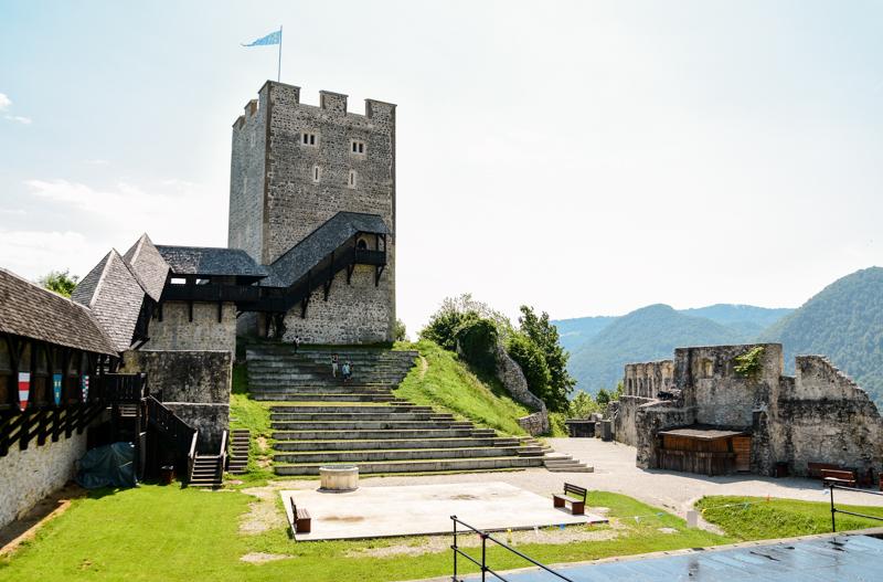 Celje zamek