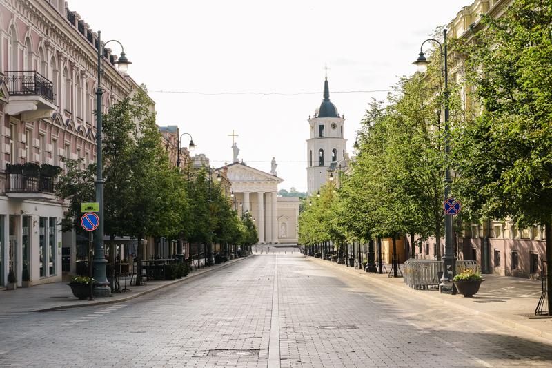 Co zobaczyć w Wilnie