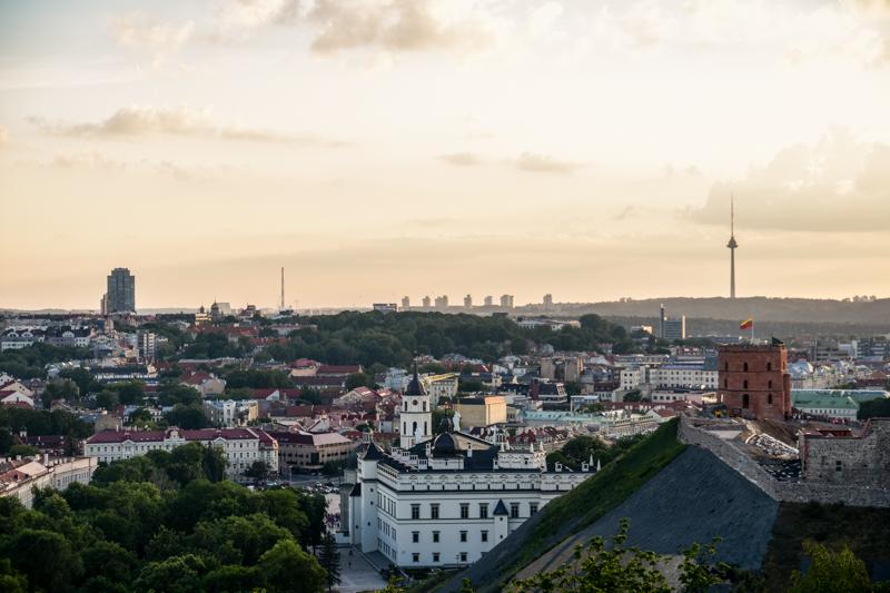 co zwiedzić w Wilnie