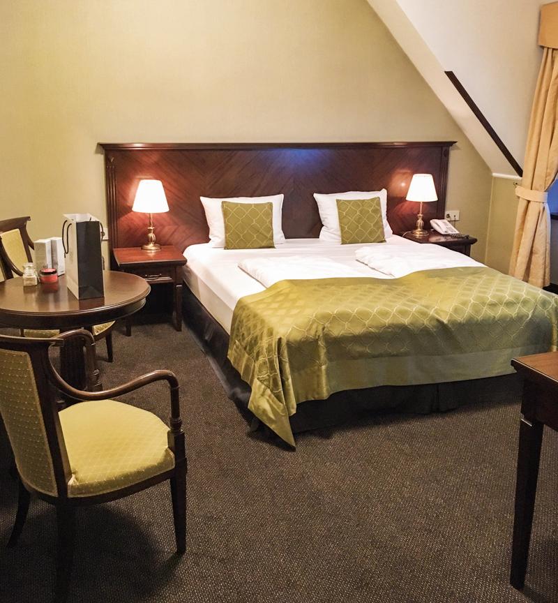 Wieliczka hotel