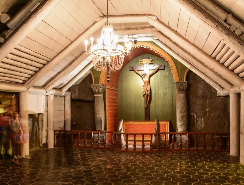Kopalnia Soli Wieliczka zwiedzanie