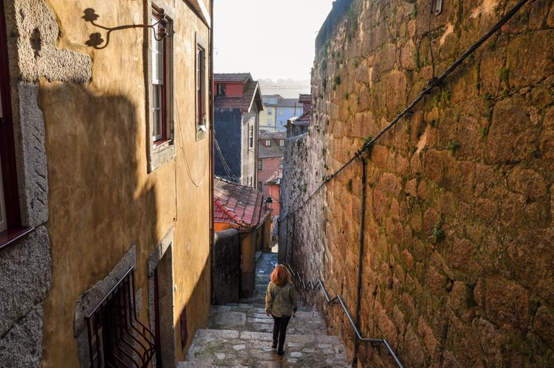 Porto w Portugalii