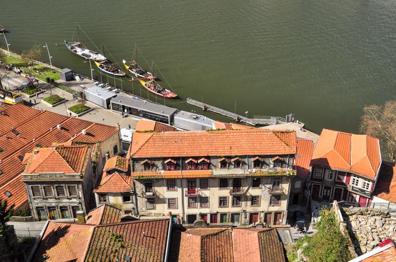 stare miasto w Porto