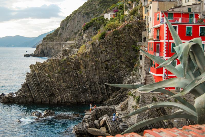 Włochy Riomaggiore