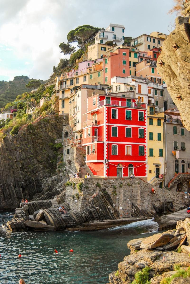 Riomaggiore Włochy