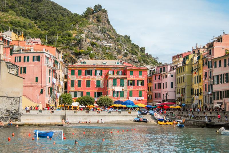 Vernazza Włochy