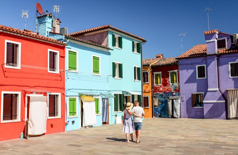 Włochy Burano