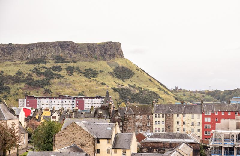 Edynburg punkt widokowy