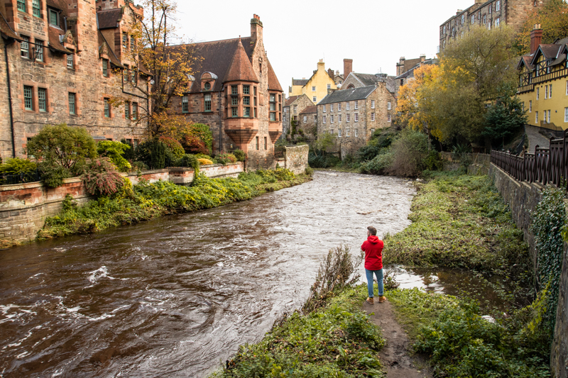 Edynburg atrakcje