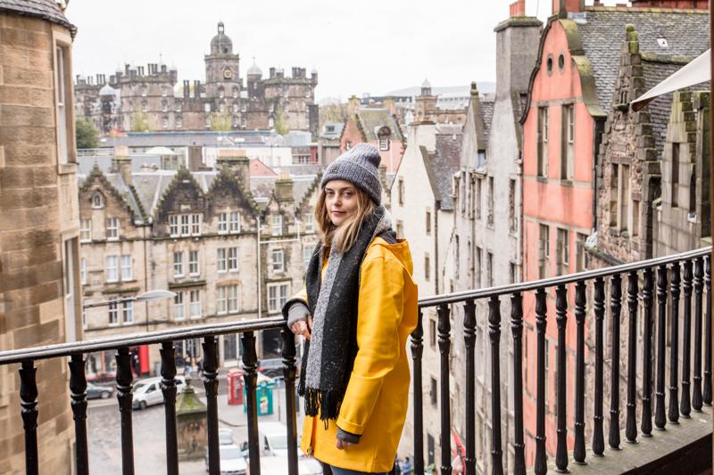 Edynburg zwiedzanie