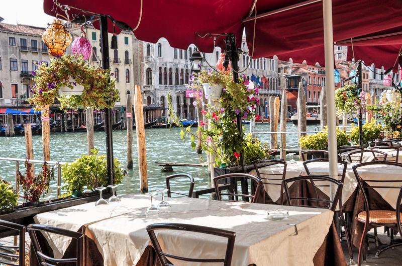 Wenecja gdzie zjeść