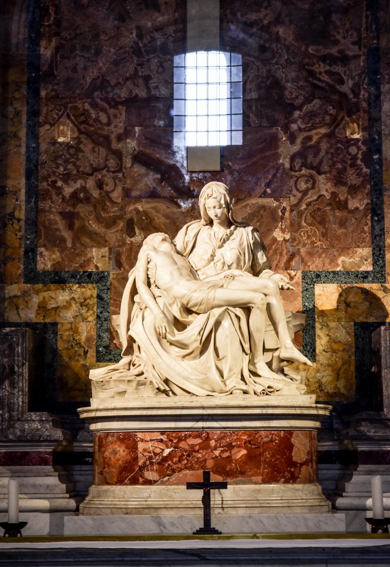 zabytki Watykanu