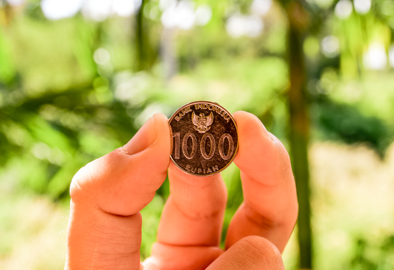 waluta w indonezji