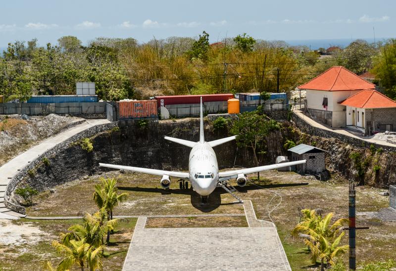 Bali samolot