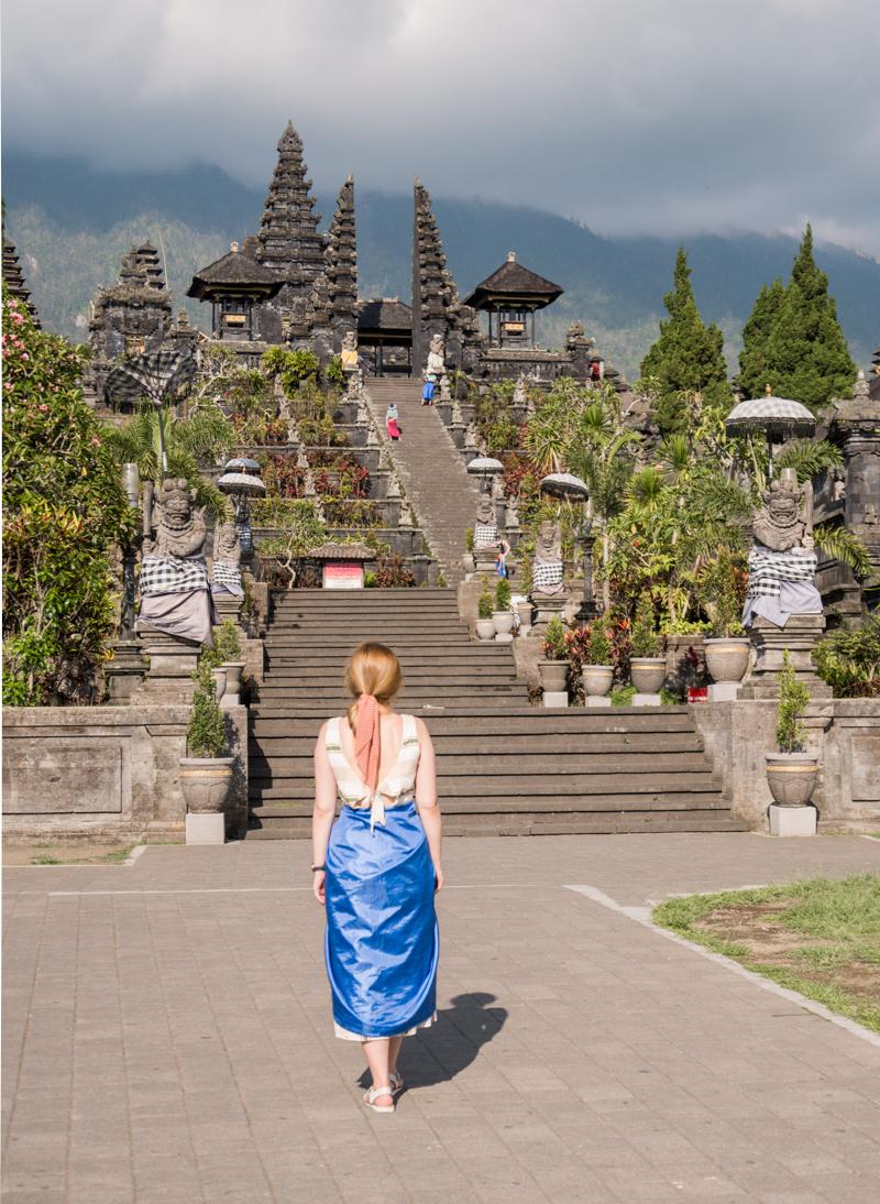 Bali świątynia Pura Besakih
