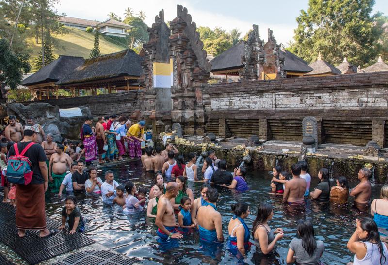 Bali świątynia Tirta Empul