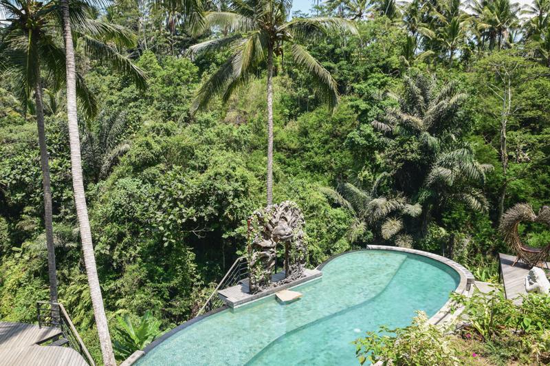 Bali Ubud atrakcje