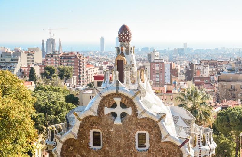 Barcelona Parku Guell