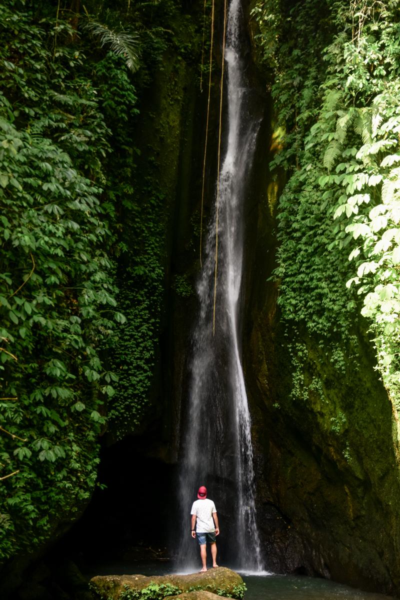 Bali wodospad