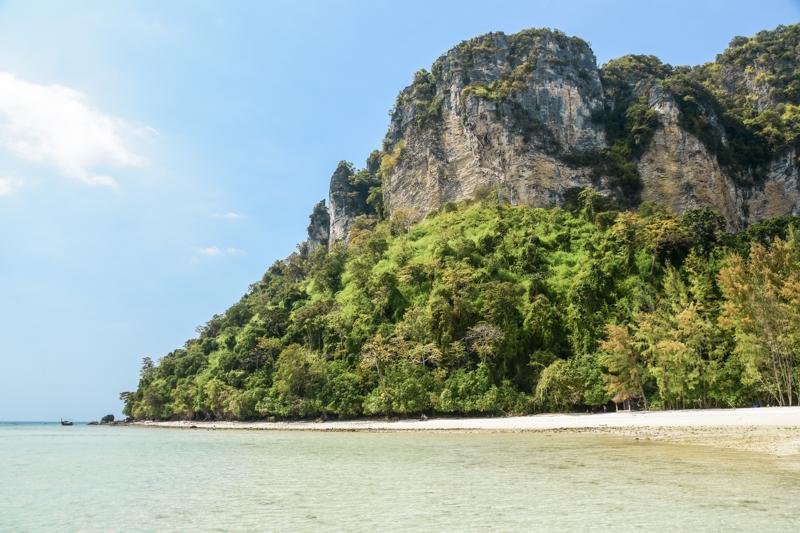 Tajlandia Koh Poda