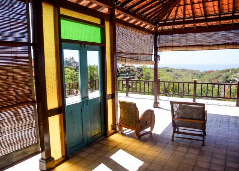 Bali gdzie spać