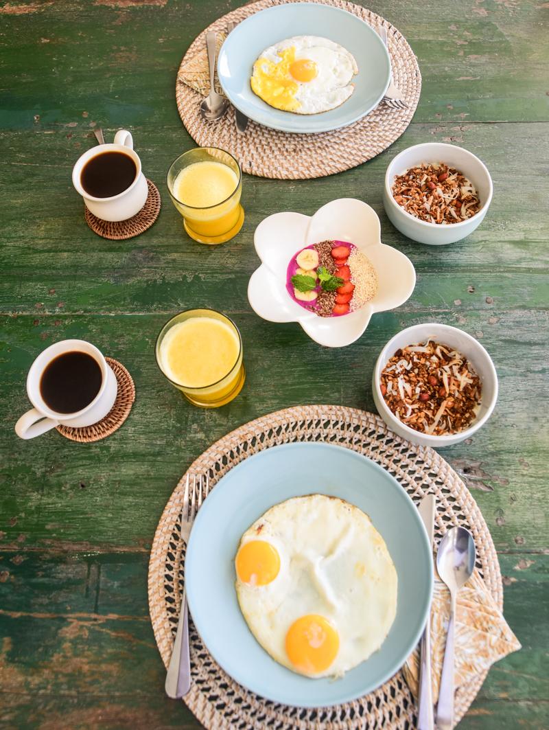 Bali śniadanie
