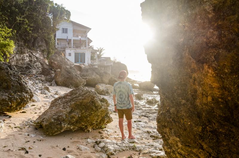 Bali plaże