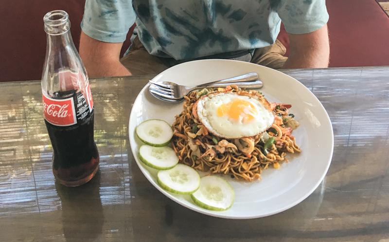 Bali restauracje