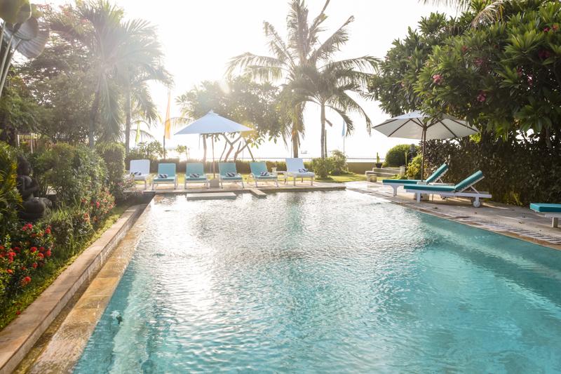 Basen na Bali