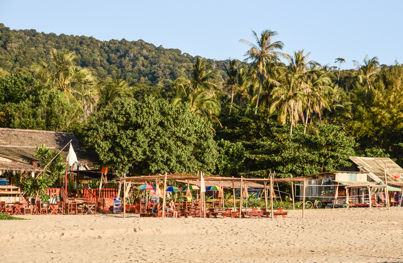 Beach Bar Tajlandia