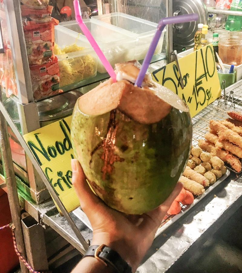 Koh Lanta night market