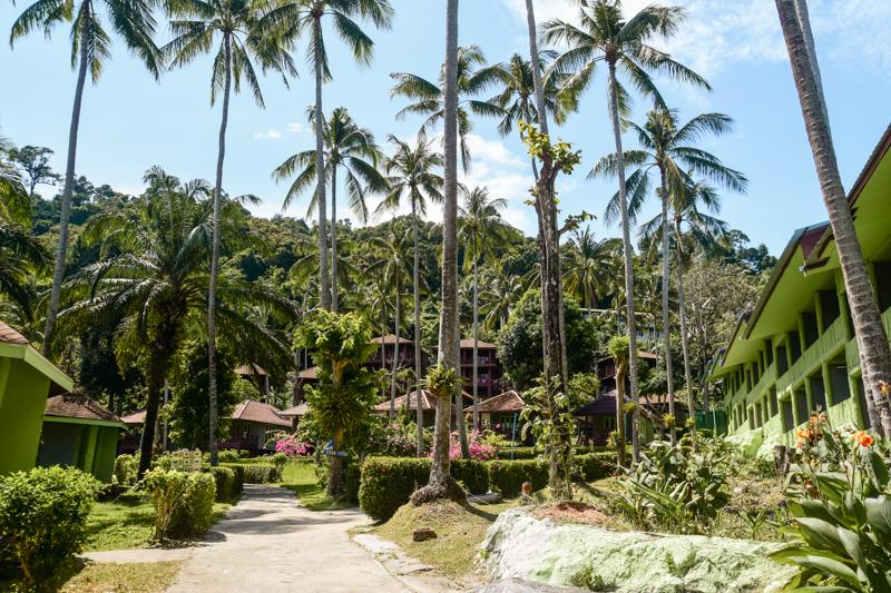 Hotel na Koh Ngai
