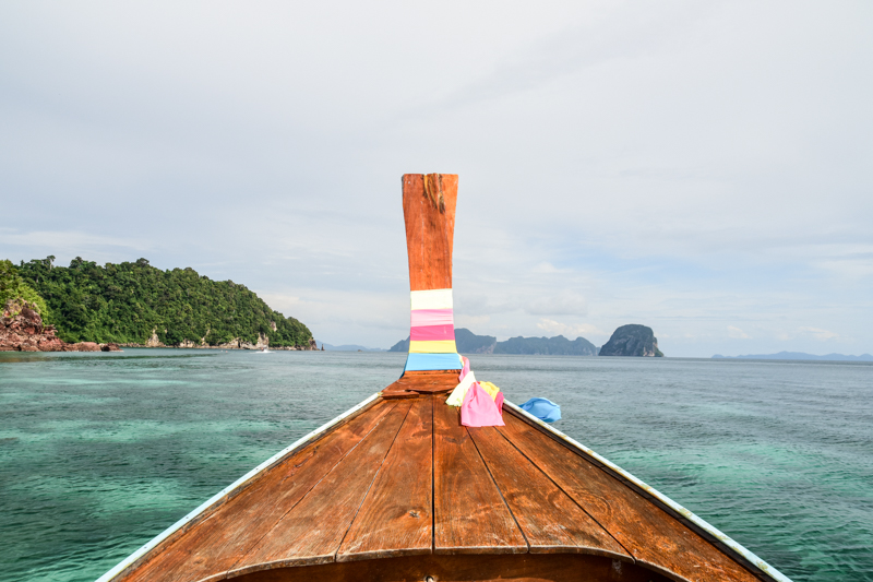 Rejs w Tajlandii