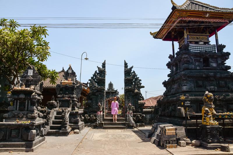 Bali atrakcje