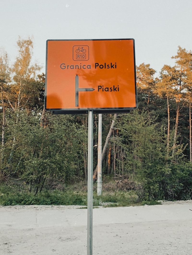 Granica Polski Piaski